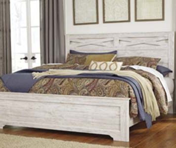 Ashley Briartown B218 Bed Frame Mattress Warehouse Usa Portland Oregon
